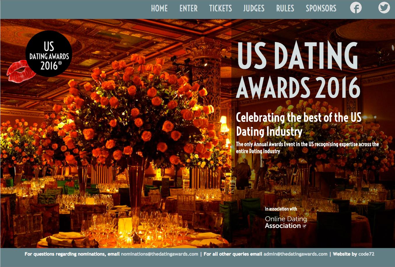 Internett dating Awards